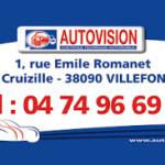 AUTOVISION Villefontaine